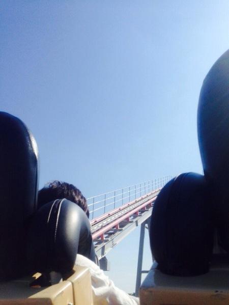 ジェットコースター三井グリーンランド遊園地